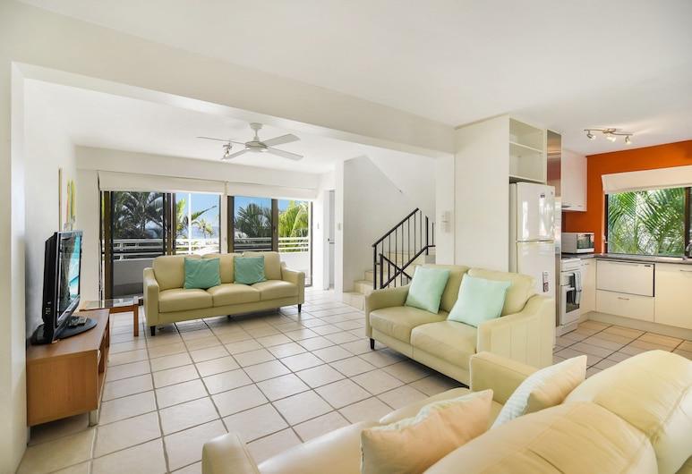 Breffney - 4/4 Avocet Parade, Peregian Beach, Villa (3 Bedrooms), Living Area