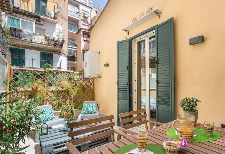 Florio Apartment with terrace by Wonderful Italy, Palermo