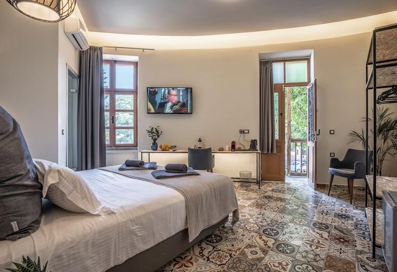 Casa Poli, Rhodes, Premier Double Room, Guest Room