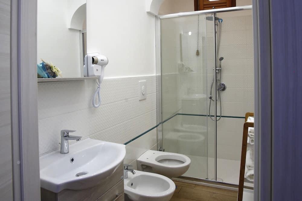 Chambre Triple (Deluxe) - Salle de bain