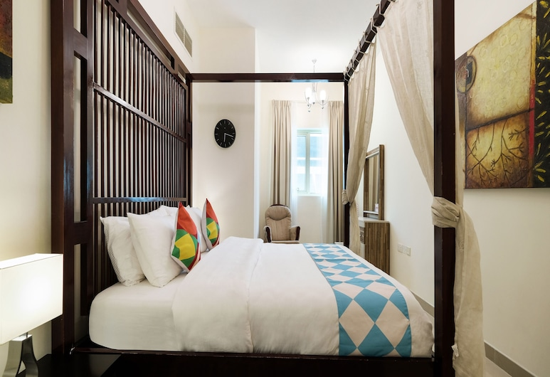 OYO Home 233 1BHK Marina Suites, Dubai, Leilighet – classic, Rom