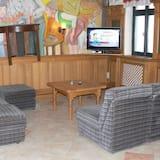 Nhà liên kế cơ bản (incl.150EUR cleaning&16EUR laundryFee) - Khu phòng khách