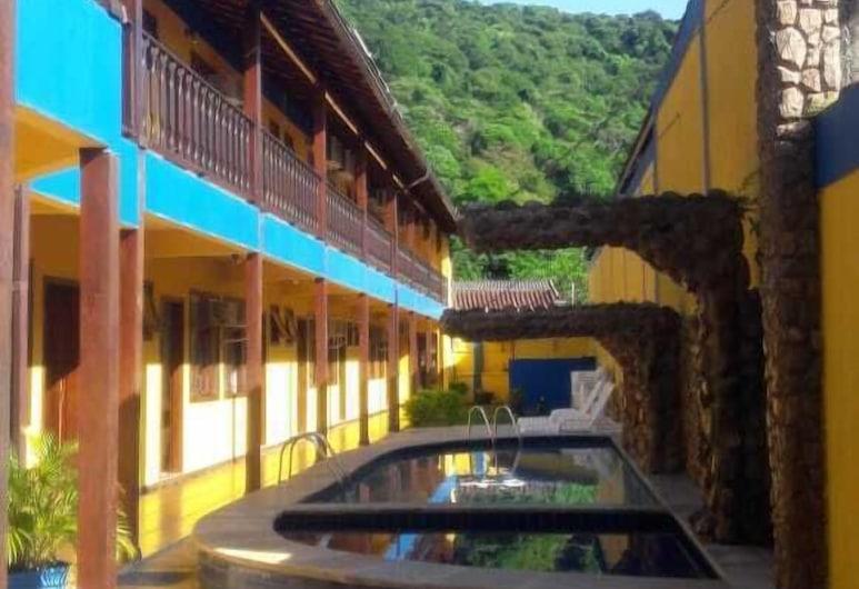 Pousada Praia D'Azul, Ilha Grande, Property Grounds