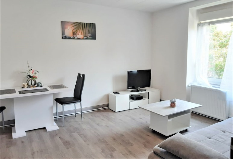 MyHome Basel RC44B, Saint-Louis, Comfort Apartment, Living Area