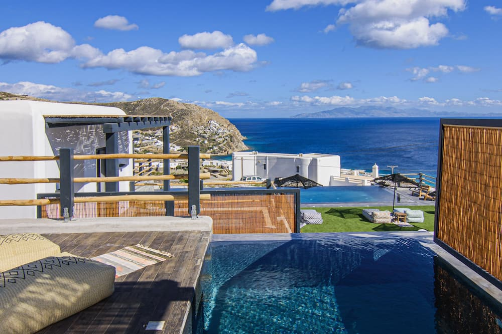 The Argan Suite with Private Pool - Pool