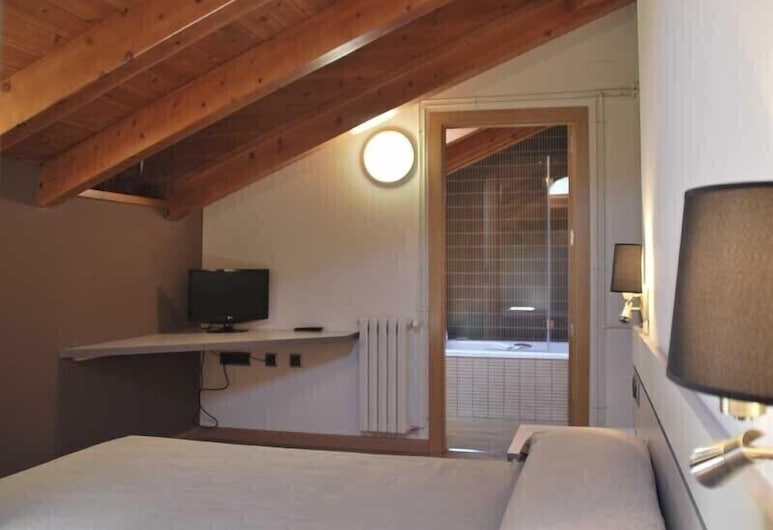 Hotel Saloria, Alins, Μονόκλινο Δωμάτιο, Δωμάτιο επισκεπτών