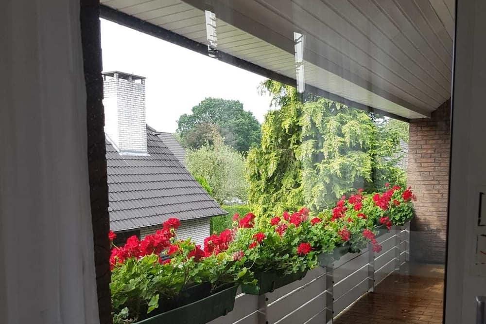 Dvokrevetna soba, balkon - Balkon