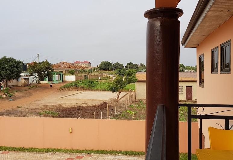 CRYSTAL ROCK HOTEL, Accra, Terrazza/Patio