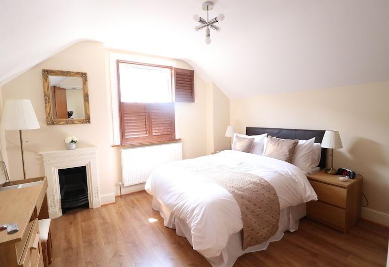 Hartley Guest House, เซาท์ครอยดอน, ห้องสแตนดาร์ดดับเบิล, ห้องน้ำรวม, ห้องพัก
