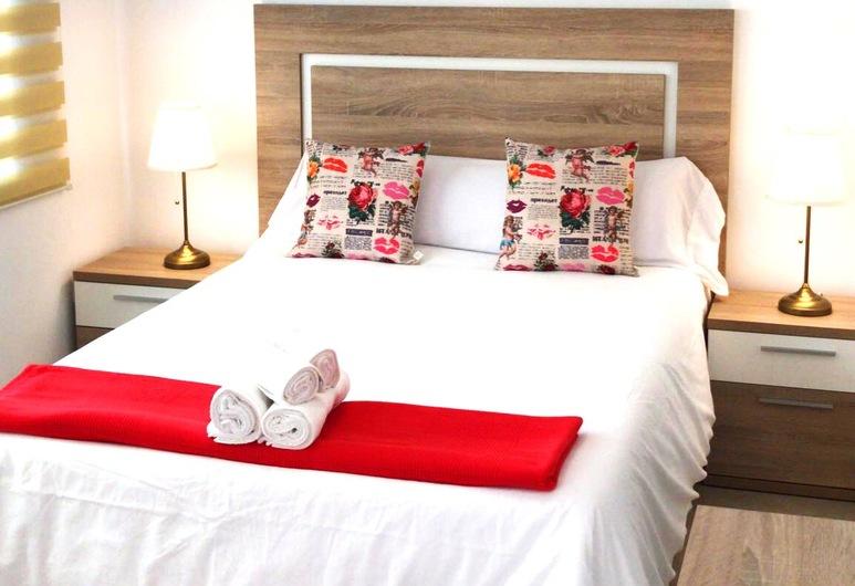 Uncibay Square Apartment, Málaga, อพาร์ทเมนท์, 1 ห้องนอน, ห้องพัก
