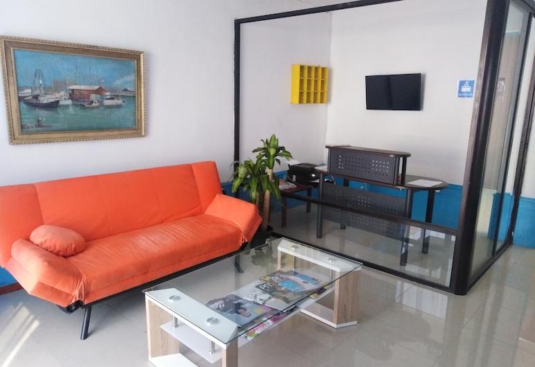Residencial Los Gemelos, Iquique, Reception