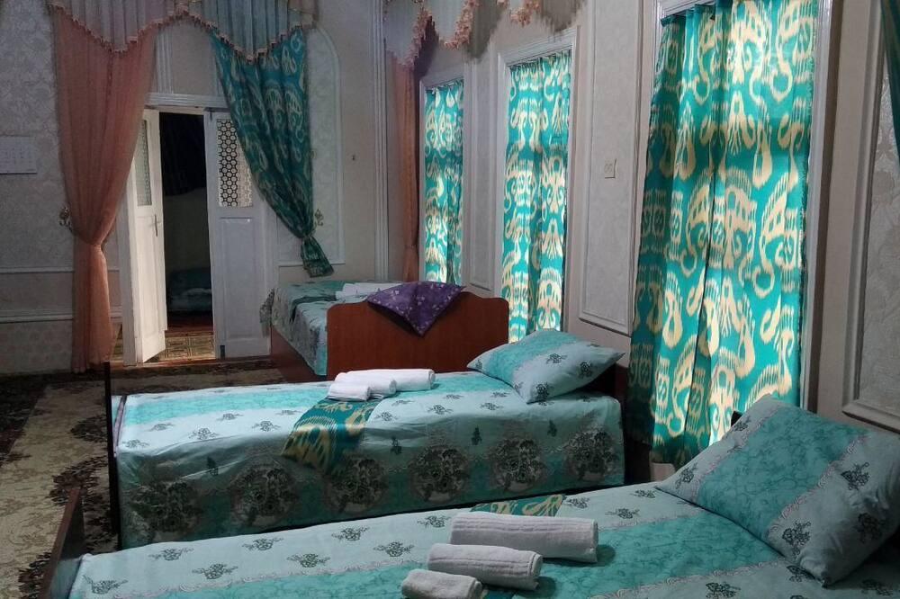 Koplietojuma guļamzāle, abu dzimumu guļamzāle (5 beds) - Galvenais attēls