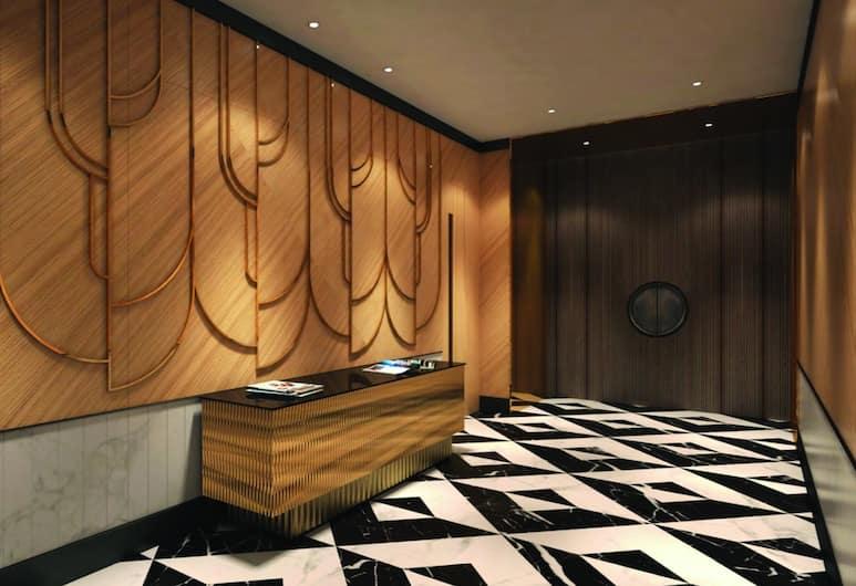 Hotel 1936, Kowloon, Lobby