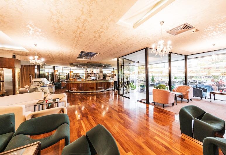Hotel Holiday, ซาราเจโว, บริเวณนั่งเล่นที่ล็อบบี้