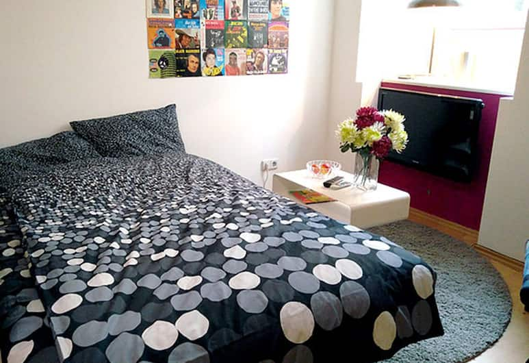 Appt Berlin, Berlin, Business-Apartment, 1 Schlafzimmer, Zimmer