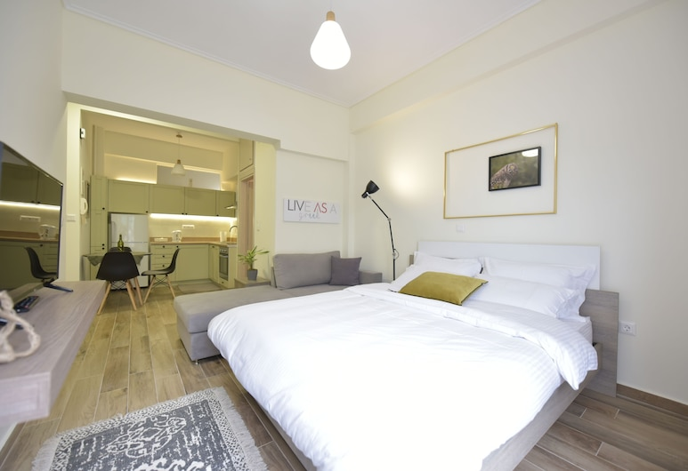 Live As A Greek in Artemis Apartment, Athens