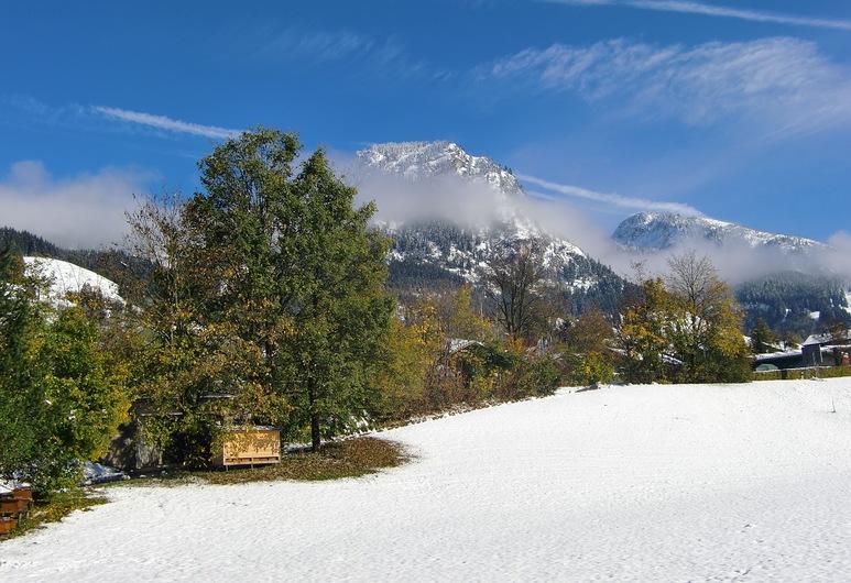 Ferienwohnungen Hennenmühle, Bad Hindelang, Vista desde el establecimiento