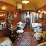 Двухместный номер «Делюкс» с 1 двуспальной кроватью, вид на парк (Armonia) - Ванная комната