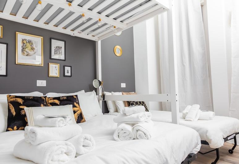 홈 호텔 - 파루타 65, 밀라노, 아파트, 침실 1개 (Elettra), 객실