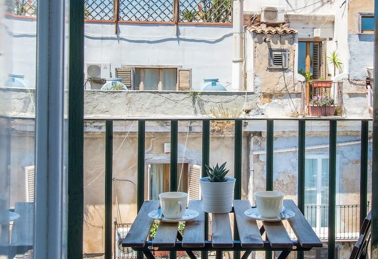Vista mare sulla Cala by Wonderful Italy, Palerme, Appartement, 1 chambre, Balcon