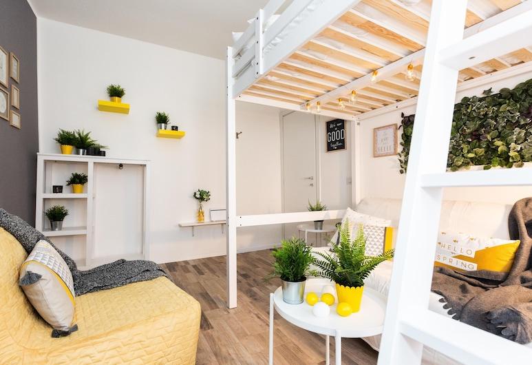 Home Hotel - Mamiani 2, Milan, Apartemen, 1 kamar tidur, Kamar