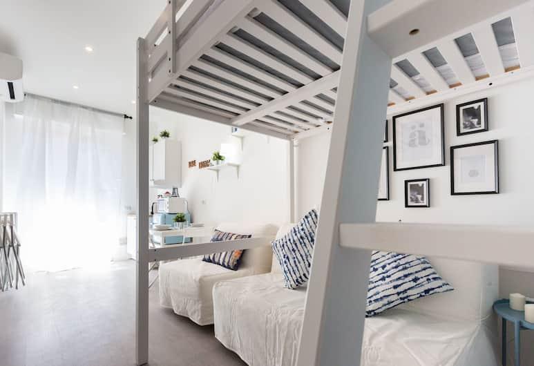 Home Hotel - Padova 151, Milano, Monolocale, 1 camera da letto, balcone (Emera), Camera