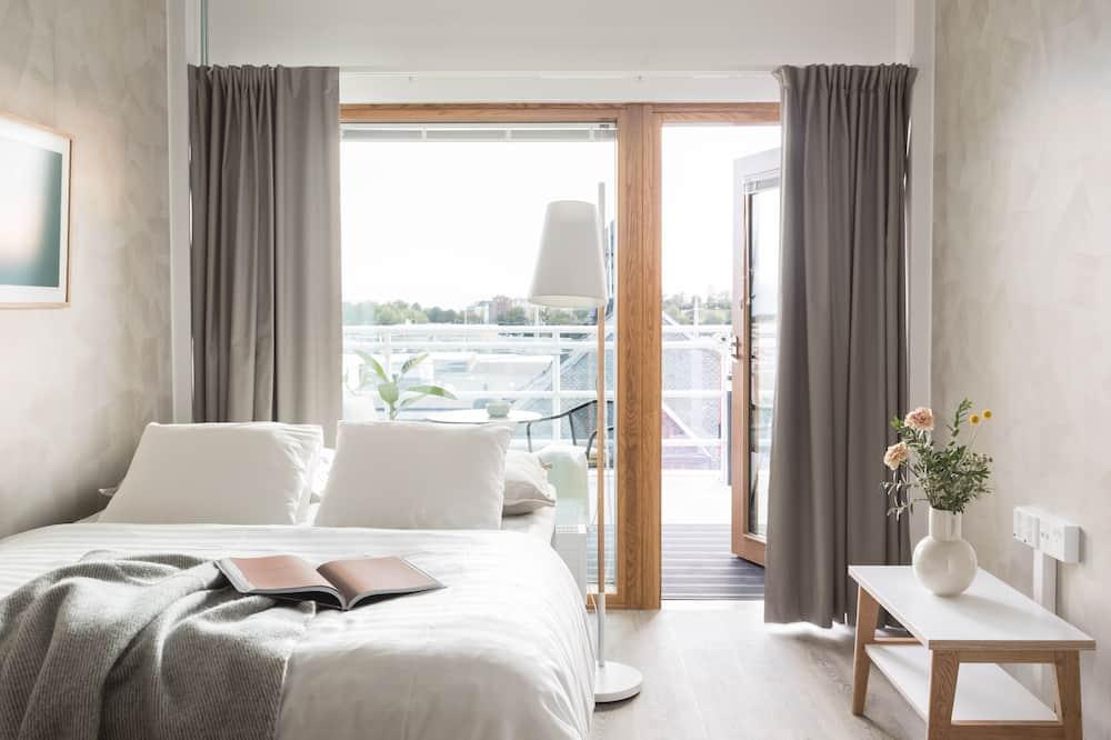 Compact Studio with a Rooftop Terrace - Immagine fornita dalla struttura