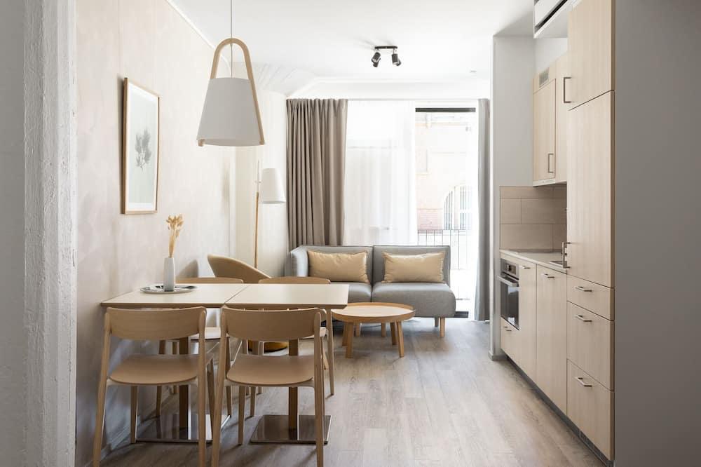 Extra Large Studio - Living Area