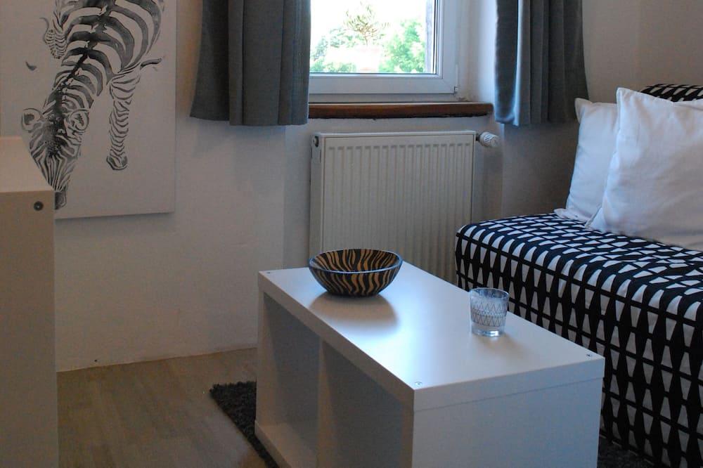 Apartamento (Zebra) - Zona de estar
