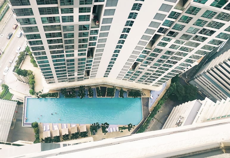 Robertson Residence By Iriana Suites, Kuala Lumpur, Apartment, 2 Bedrooms, Outdoor Pool
