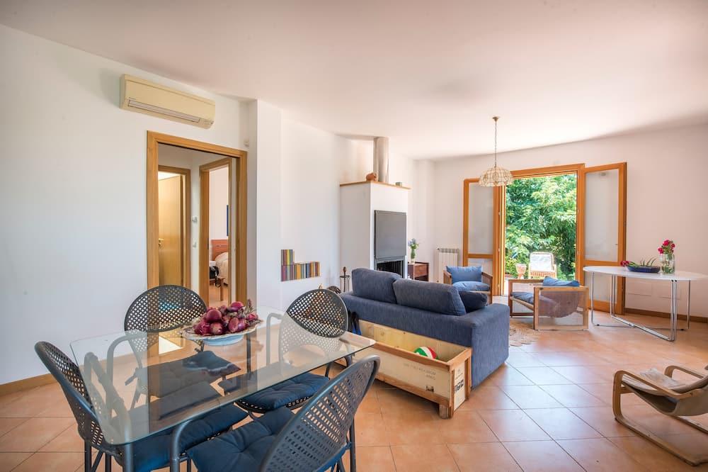 公寓, 2 間臥室, 花園景觀 - 客廳