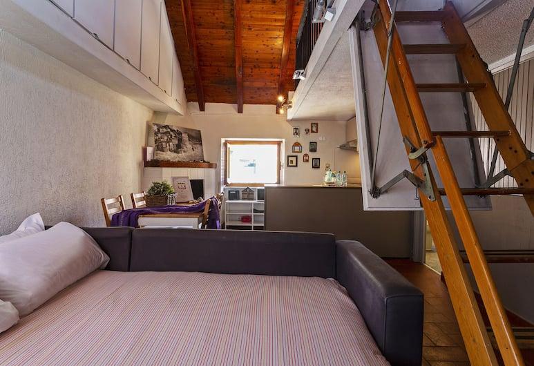 百安索菲塔 - 精彩意大利酒店, 吉那歐, 公寓, 1 間臥室, 客房