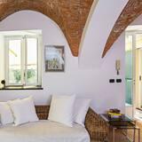 Lejlighed - 2 soveværelser - terrasse - havudsigt - Opholdsområde