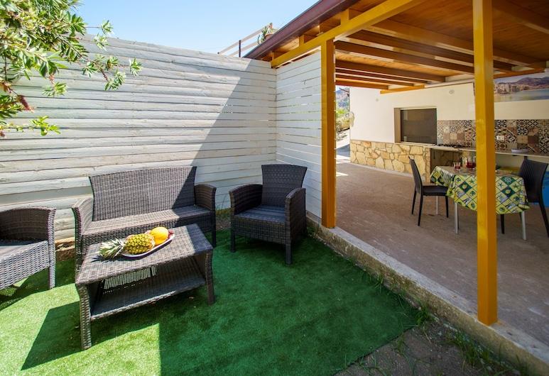 Casa La&Pe sul lungomare, Cefalù, Apartamento, 1 habitación, Terraza o patio