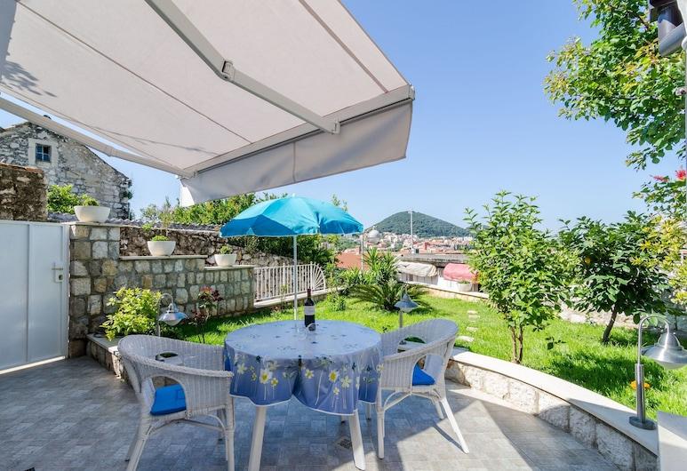 Apartments Gravosa, Dubrovnik, Estúdio conforto, Terraço, Terraço/pátio
