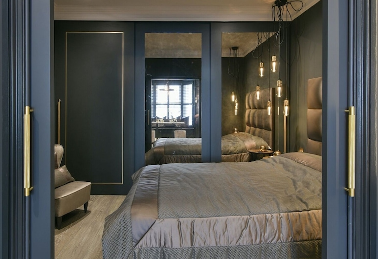 The London Agent Fulham Pied-a-Terre, London, Classic-Apartment, Blick auf die Straße