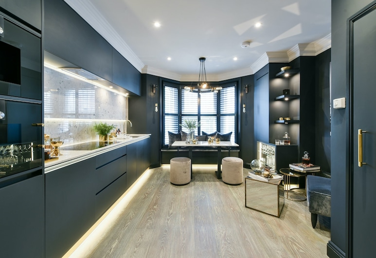 The London Agent Fulham Pied-a-Terre, London