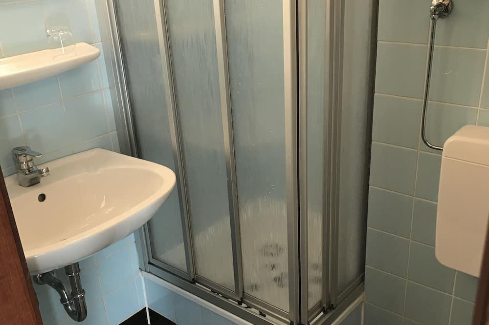 apartman, 2 hálószobával (incl. 40 EUR cleaning fee) - Fürdőszoba