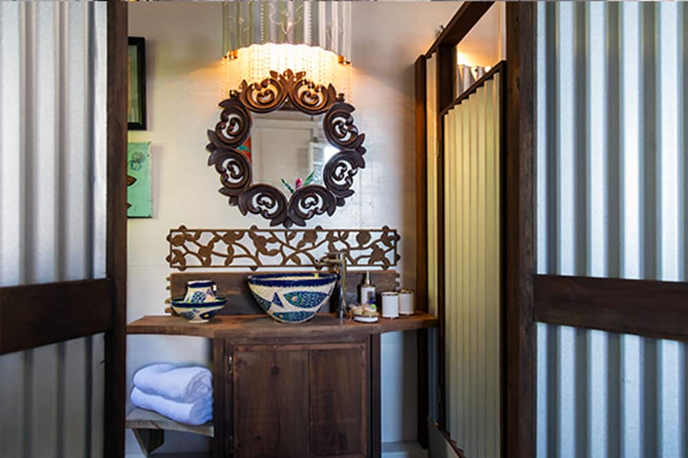 Coconut Rain - Badezimmer