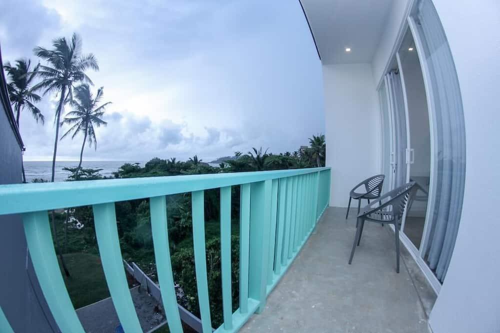 Deluxe Double Room, Balcony, Sea View - Balcony