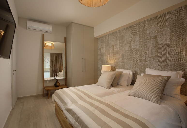 Love Luxury Central Apartment, Atenas, Apartamento, Quarto