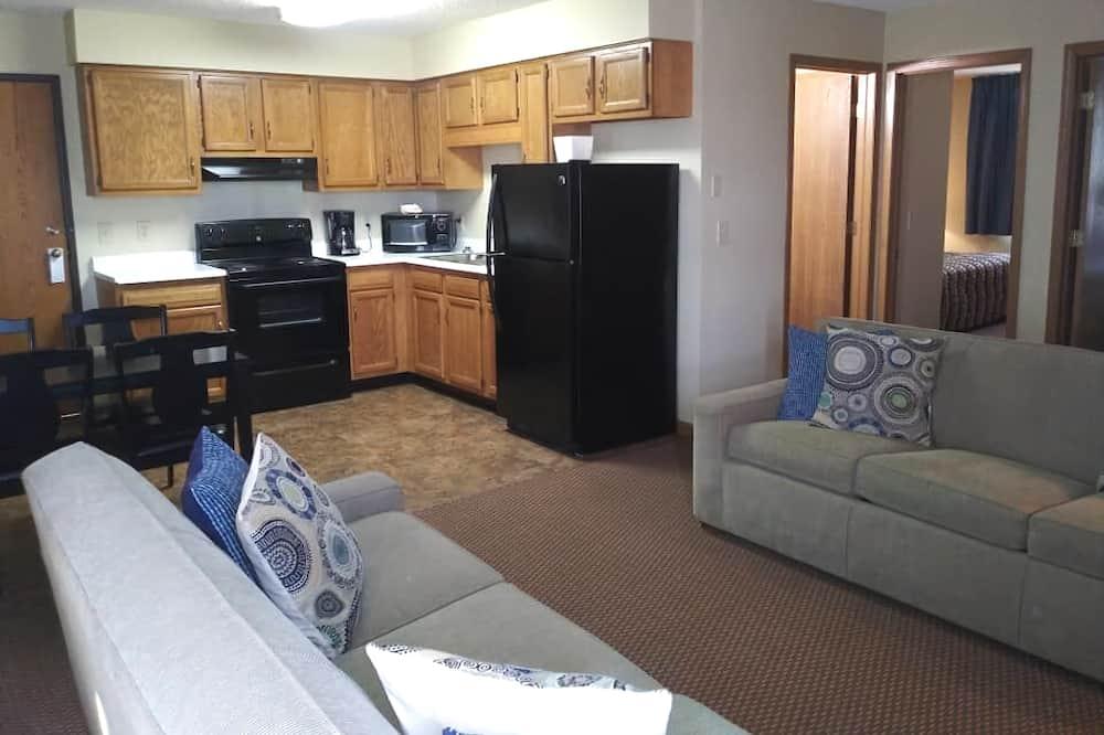 Apartment Suite - Living Area