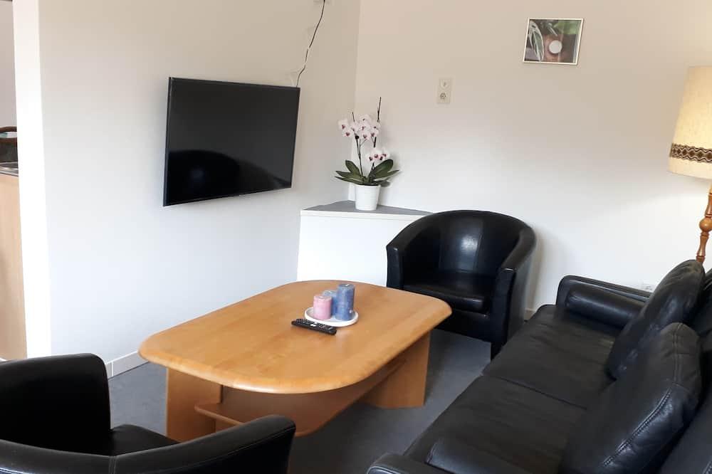 Apartment (1 to 7) - Svetainės zona