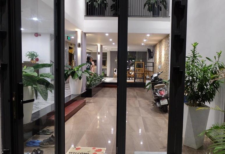 Davi's House & Apartment, Da Nang, Wejście do obiektu