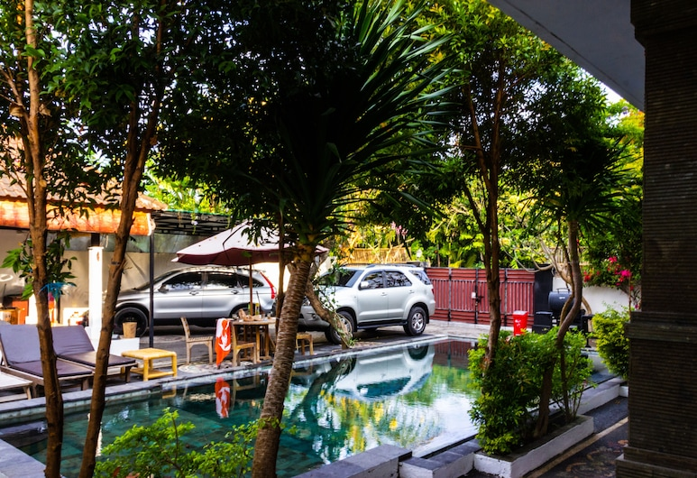 The Raja Guest House, Denpasar, Exterior