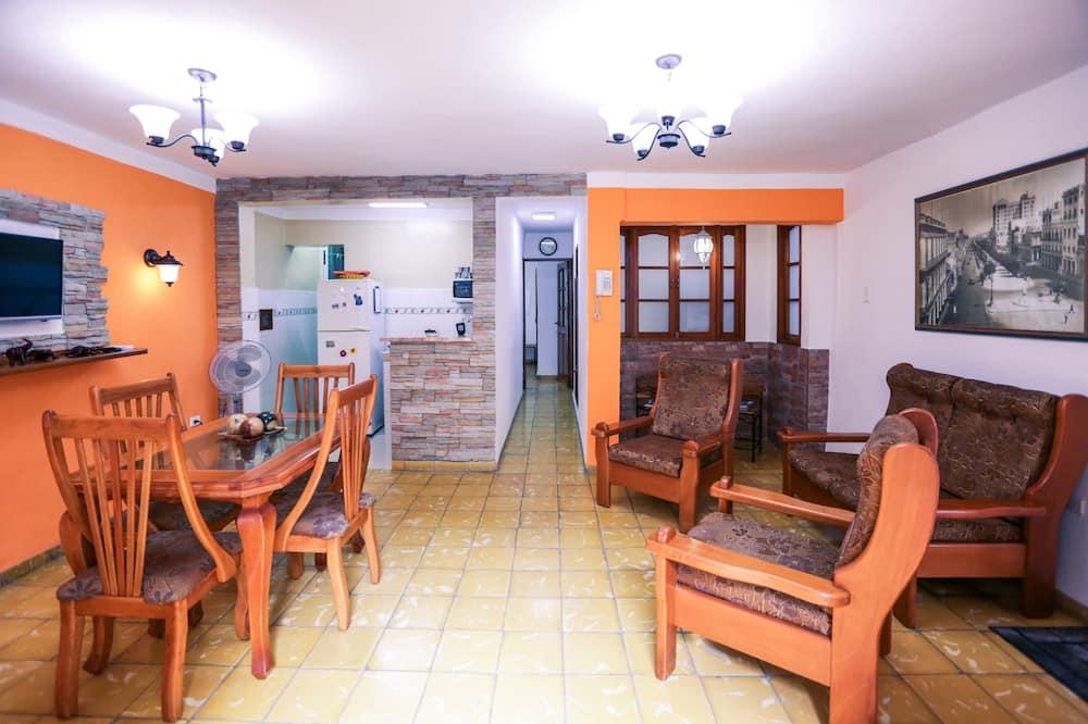 Family Διαμέρισμα - Καθιστικό