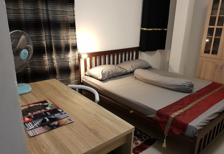 Sam's Place, Bangkok, Double Room, Guest Room