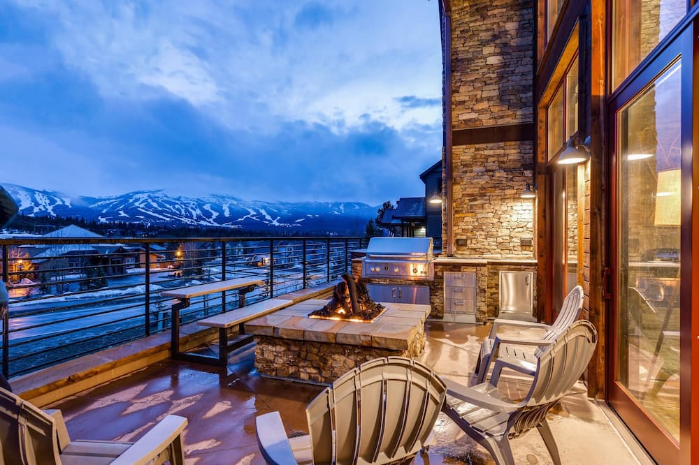 House, Multiple Beds (5 Peaks at Breckenridge) - Balcony