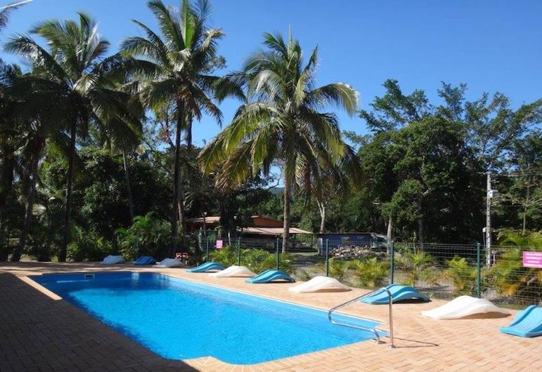 Hotel El Kantara, Bourail, Outdoor Pool