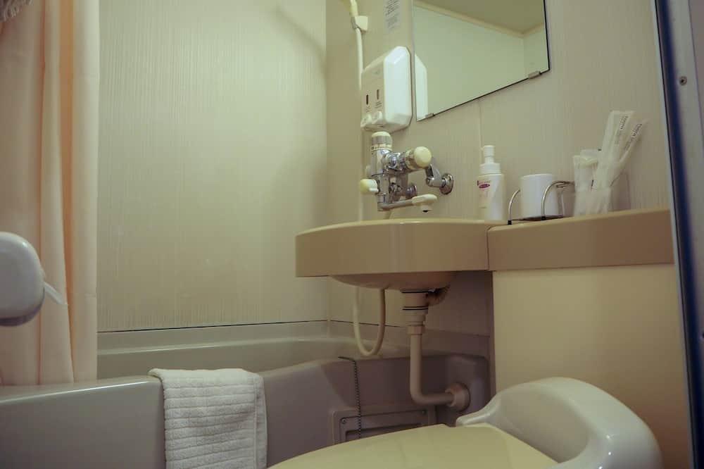 セミダブルルーム 禁煙 - バスルーム